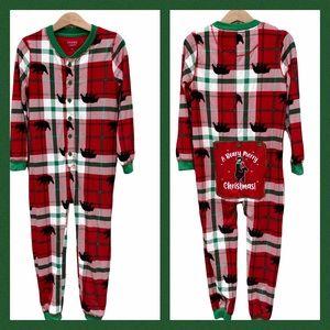 Fammy Jammies Christmas Pajamas One Piece Bears